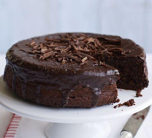 Chocklate Kosher Birthday Cake Recipe