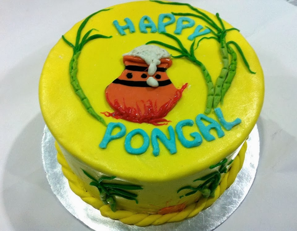 pongall cake