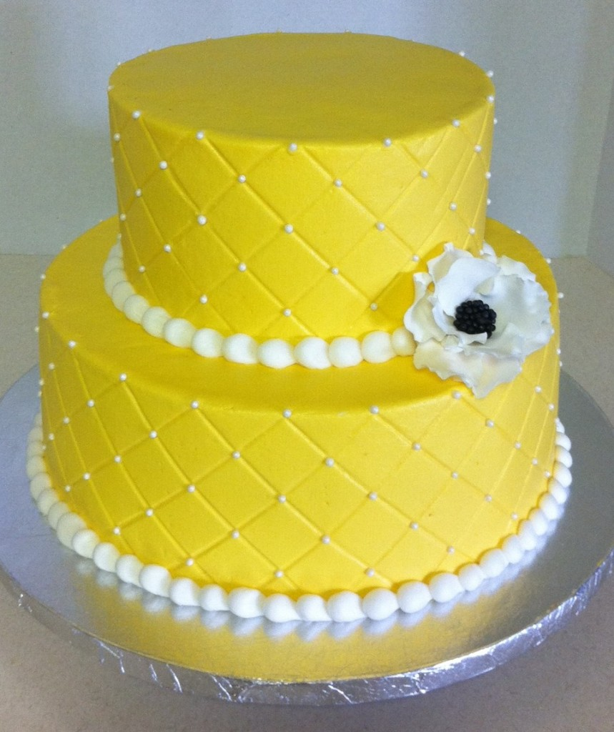 Simple Moist Yellow Cake Recipe