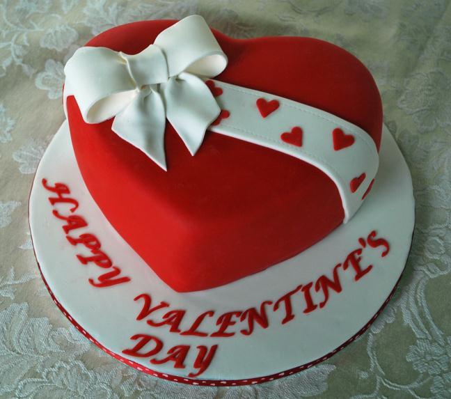 Online Valentine Day Cake