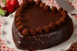 chocolateheartcake