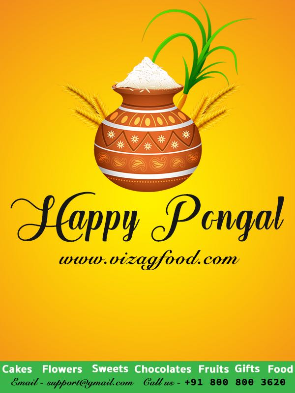 Send pongal Gifts to Vizag