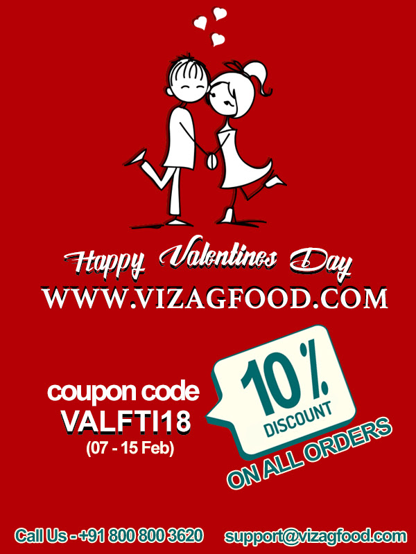 Send Valentine's Day Gifts to Vizag